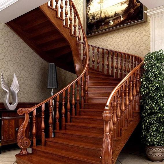 上海原木楼梯