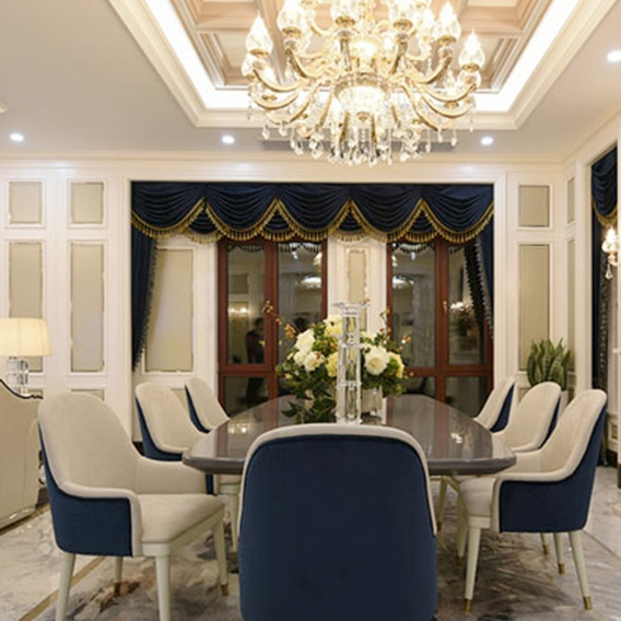 上海别墅复合护墙板