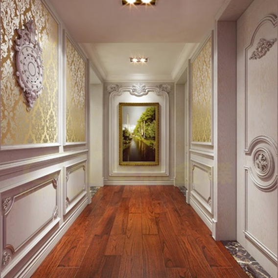 原木护墙板